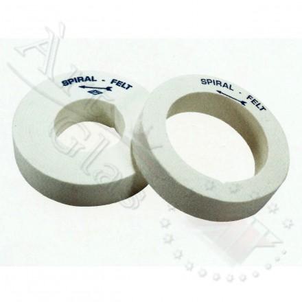 Фетровый диск для полировки стекла (Copy)