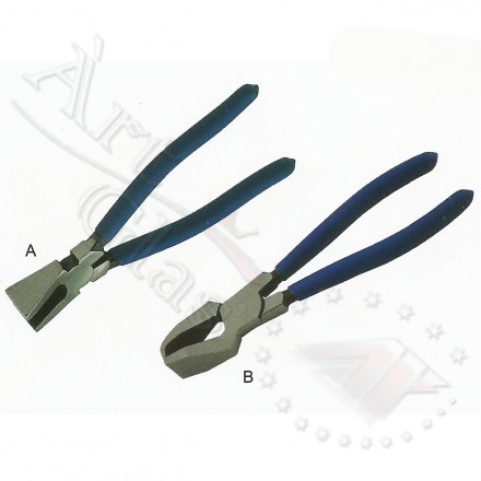 И-11 Плоскогубцы синие